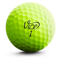 Vice_Pro_Soft_Lime_Neon_Golfball_Front