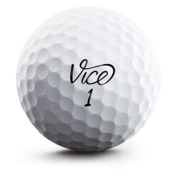 Vice_Pro_Soft_Weiß_Golfball_Front